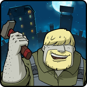 End-of-the-world Incremental Clicker. Tap, Survive, Rebuild and Kill Zombies. APK Icon