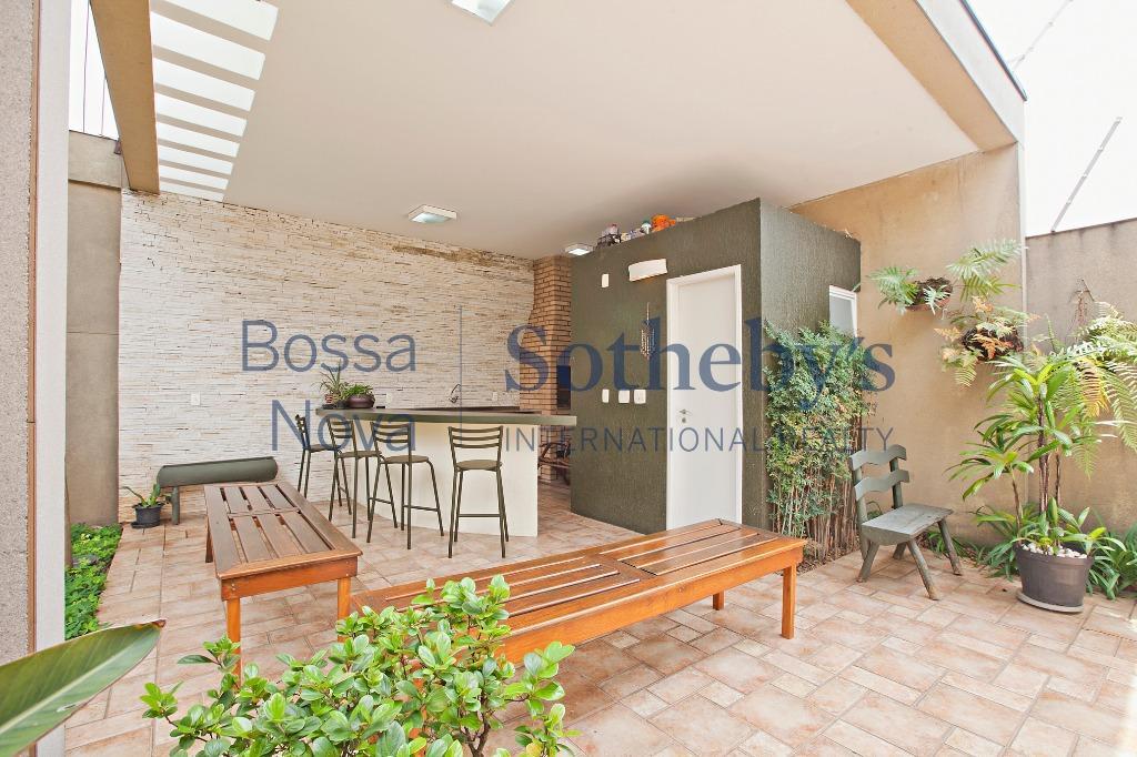 Linda casa térrea para locação no Planalto Paulista