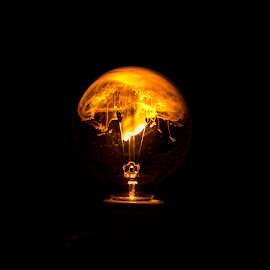 Nuclear by Tim Davies - Artistic Objects Other Objects ( tim davies, mushroom cloud, timothy a davies, nuclear, t a davies photography, art photography, explosion, bulb, southern california photgrapher, photographer, photography, tadavies )