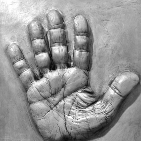 High Five by Gary Ambessi - Artistic Objects Other Objects