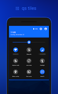 Flux - CM13/12.1 Theme- screenshot thumbnail