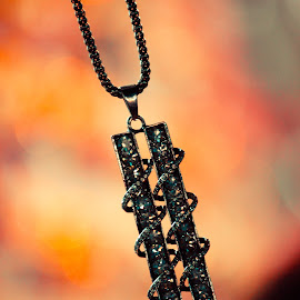 Hanging Chain by Venkateswar Rao - Artistic Objects Jewelry ( hanging, chain, hyderabad, telangana, exhibition )