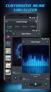 Free Music Player - Equalizer & Bass Booster