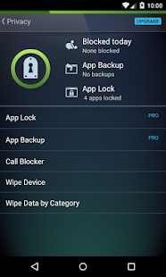 AVG Protection for Xperia™ APK for Blackberry