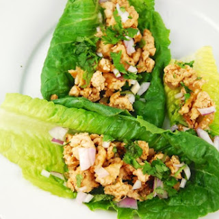 Chicken Lettuce Cups Recipes