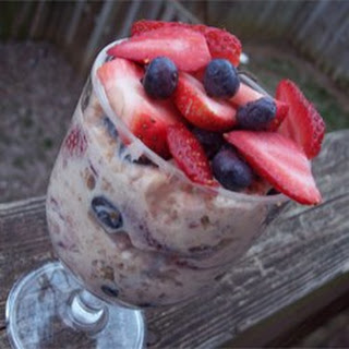 Berry Yogurt Crunch