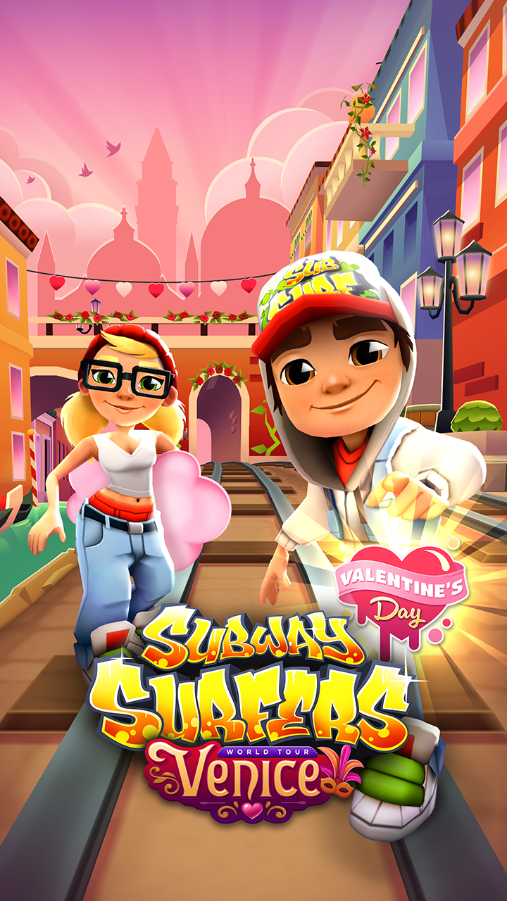 Subway Surfers Screenshot 0