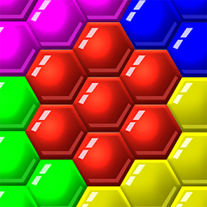 Color Match Puzzle - Fill the Hexa Board For PC (Windows And Mac)