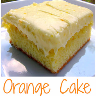 Orange Cake With Orange Extract Recipes