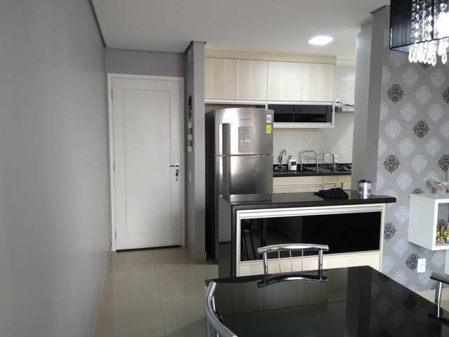 Apartamento com 3 dormitórios à venda, 63 m² por R$ 285.000 - Villa Flora Hortolandia - Hortolândia/SP