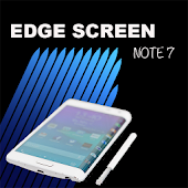 Edge Screen Note7 (FREE) for Lollipop - Android 5.0