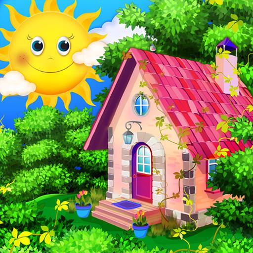 Girly House Decorating & Cleaning Game (game)