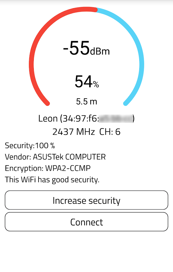 WiFi Warden ( WPS Connect ) Screenshot 2