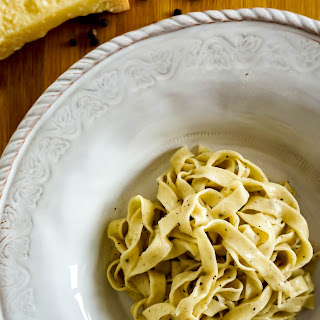 Black Pepper Fettuccine Recipes