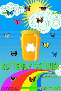 Butterfly Catcher - screenshot
