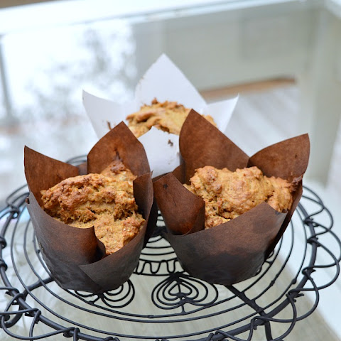 Gwyneth Paltrow's Sweet Potato and Five Spice Muffins