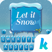 App Snow Kika Keyboard APK for Kindle