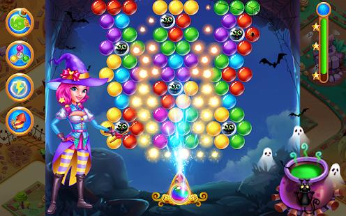 Волшебные пузырьки - Бесплатные онлайн игры на