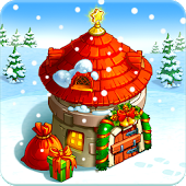 Game Happy New Year Farm: Christmas APK for Kindle
