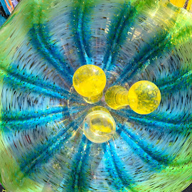 Glass Shell by Lope Piamonte Jr - Artistic Objects Glass