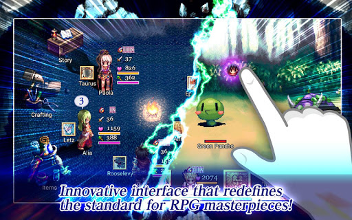 RPG Justice Chronicles - screenshot