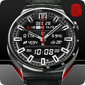 Download Shield Watch Face APK on PC