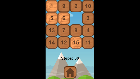 Wood Puzzle - screenshot