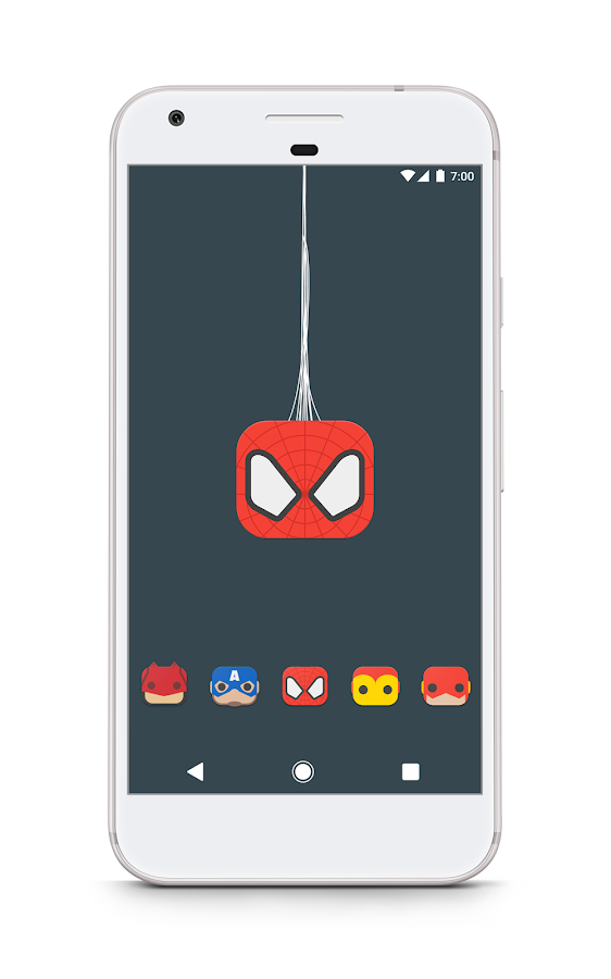 KAIP - Material Icon Pack Screenshot 1