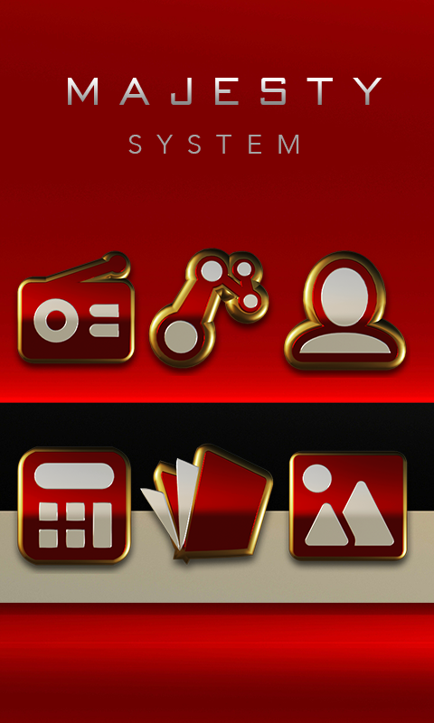 Majesty HD Icon Pack Screenshot 2