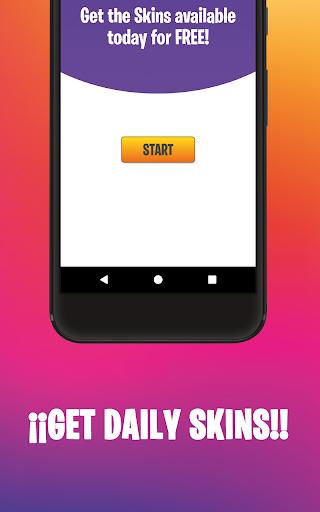 Skins Battle Royale - Free Skins daily screenshot 2