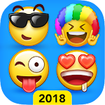 Emoji Keyboard - Cute Emoji,GIF, Sticker, Emoticon Icon