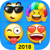 Emoji Keyboard - Cute Emoji, Sticker, Fonts Icon