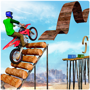 Stunt Bike Rider For PC / Windows 7/8/10 / Mac – Free Download