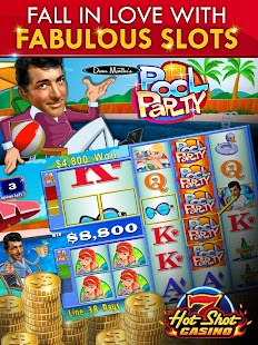 Game Hot Shot Casino Games - Free Slot Machines apk for kindle fire