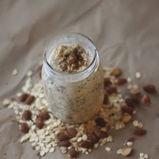 Energizing Overnight Oats