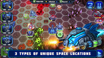 Screenshot of Star Conflicts