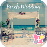 Cute Theme-Beach Wedding- 1.0.0 Apk
