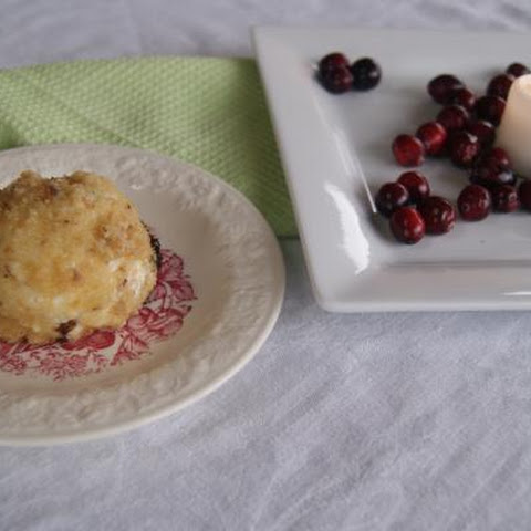 Low Carb Fried Ice Cream