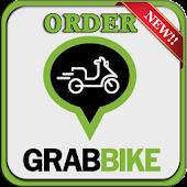 Panduan Order Grab bike