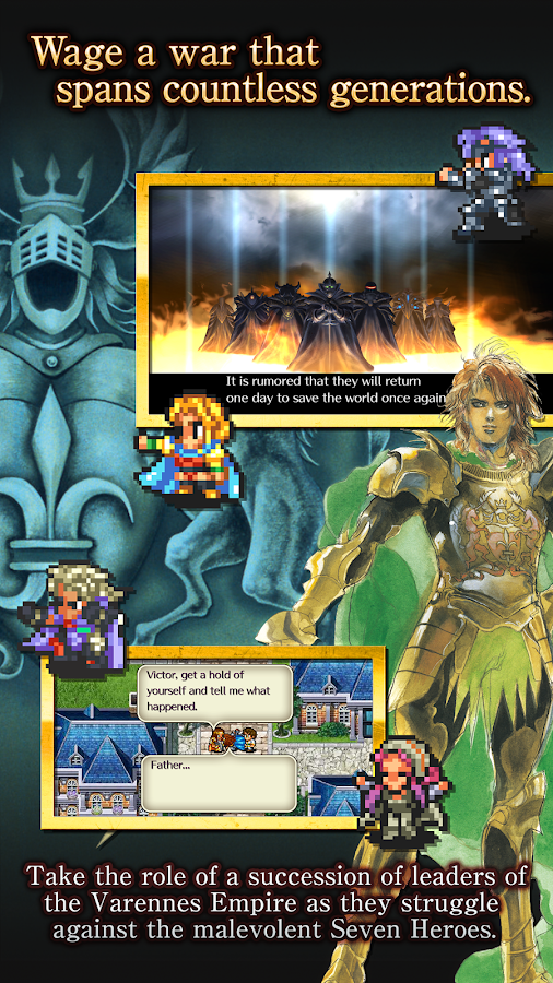 Romancing SaGa 2 Screenshot 10