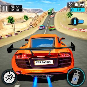 Crazy Car Racing : Car Driving Simulator 2019 For PC / Windows 7/8/10 / Mac – Free Download