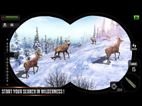 Sniper Deer Hunting Modern FPS Shooting Game APK screenshot thumbnail 16