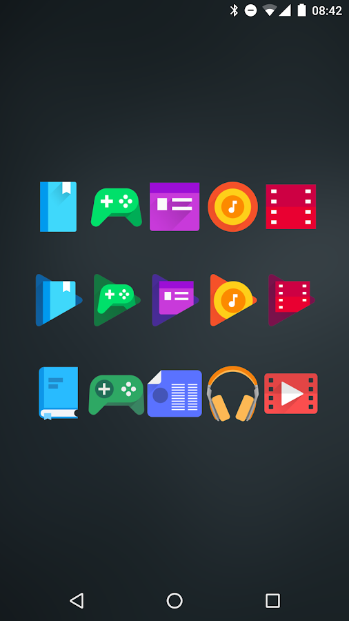 Rewun - Icon Pack Screenshot 10