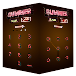 Green AppLock Theme Summer 1.0 Apk