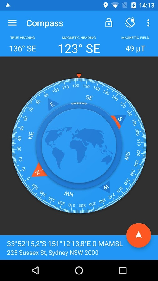Compass Pro Screenshot 7