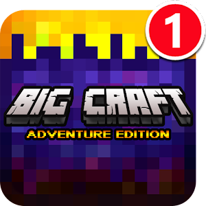 Big Craft Building Crafting Games For PC / Windows 7/8/10 / Mac – Free Download