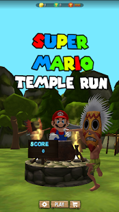 Super Temple MARlO Jungle Surf Run