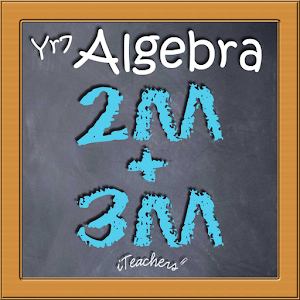 Download Algebra Year 7 Maths For PC Windows and Mac