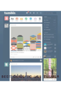 Best Guide to use Tumblr - screenshot