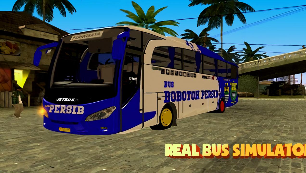 Bus Persib Simulator Apk